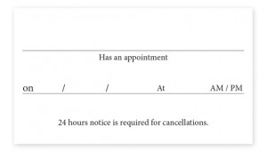 DrSawyer-Appointment-Card-2