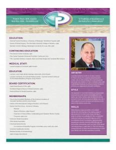 Peck-Bio-Sheet