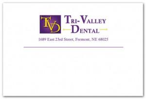 TVD-mailing-label